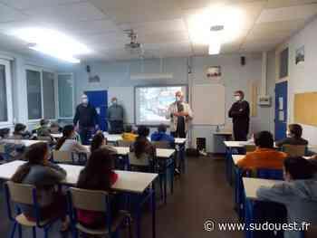 Saint-Vincent-de-Tyrosse : la sécurité liée aux transports scolaires expliquée - Sud Ouest