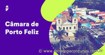 Câmara de Porto Feliz: convocação para provas é publicada! - Estratégia Concursos