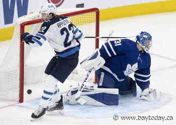 Leafs goalie Andersen to return from lower-body injury in game against Ottawa