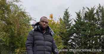 Rapper and songwriter Headie One bids for victory at the Brits