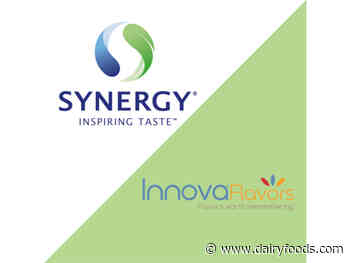 Synergy Flavors acquires Innova Flavors from Griffith Foods Worldwide