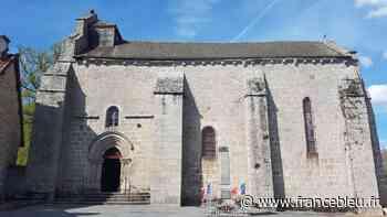 La commune de Saint-Bard signe une convention avec la Fondation du patrimoine pour sauver son église - France Bleu