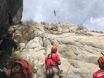 Utah climber rescued from spot called 'Certain Death'