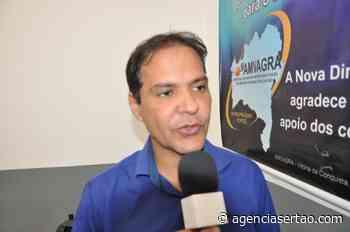 Ex-prefeito de Bom Jesus da Lapa teve número de celular clonado e faz alerta para golpes - Agência Sertão
