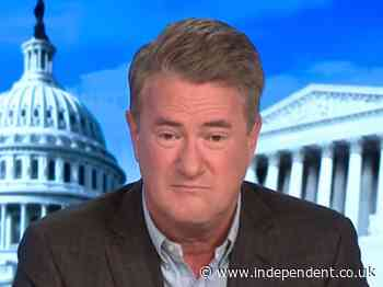 Joe Scarborough says Biden 'overreacting in other direction' and challenges him to admit Covid not outdoor risk