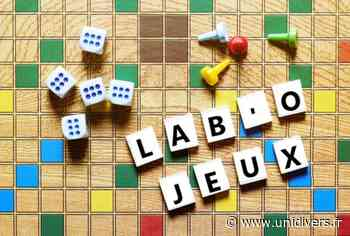 Jouons ensemble centre social le labO des possibles vendredi 21 mai 2021 - Unidivers