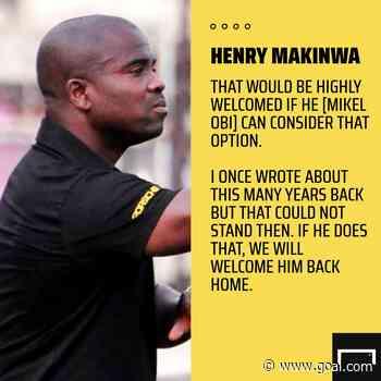 Mikel: Ex-Chelsea star should consider NPFL switch – Makinwa