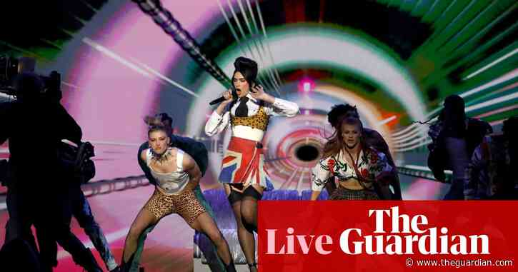 Brit awards 2021: follow the ceremony live