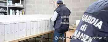 Guanzate, la stamperia si era riciclata E stampava marchi falsi per ricambi auto - La Provincia di Como
