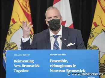 N.B. redistributes $163 million in carbon tax revenue, cuts personal income tax