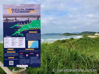#PescadaTainhaéPatrimônio: Prefeitura de Bombinhas lança a campanha, com o intuito de valorizar a Pesca Artesanal da Tainha - Jornal Folha do Litoral