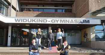 Schüleraustausch zwischen Enger und den USA funktioniert trotz Corona - Neue Westfälische