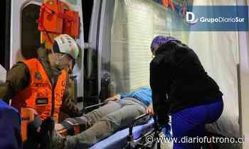 Carabineros rescató a 5 personas desde cerro Pico Toribio en Futrono - Diario Futrono