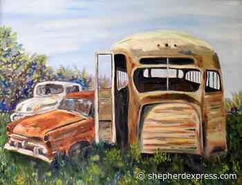 Milwaukee-based Painter shares love of Travel in His Work - Shepherd Express
