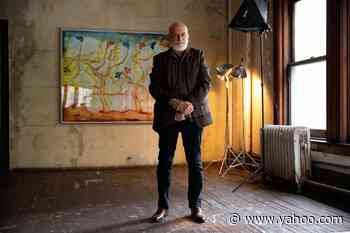 Painter Francesco Clemente on the Journey of Our Times - Yahoo Lifestyle
