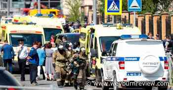 School shooting in Russia kills 9 people; suspect arrested - Weyburn Review