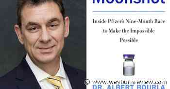 Pfizer head Albert Bourla writing book about COVID vaccine - Weyburn Review