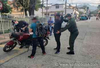 Intervención de la Fiscalía en Planadas permitió capturar 6 responsables de diferentes delitos - Alerta Tolima