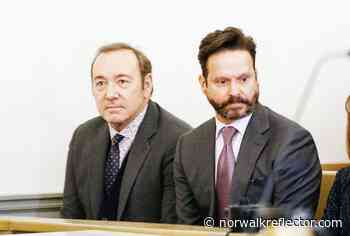 Kevin Spacey accuser must reveal his identity in sex abuse suit: judge - Norwalk Reflector