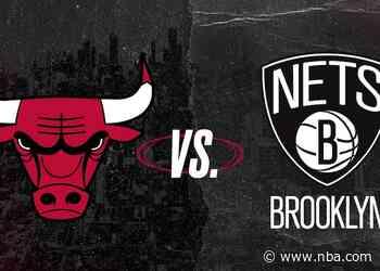 Keys to the Game: Bulls vs Nets (05.11.21)