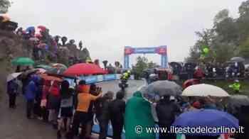 Giro d'Italia 2021 a Reggio Emilia: il video - il Resto del Carlino