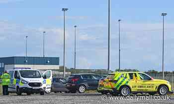 Boy, nine, 'is killed by lightning': Tragedy as youngster 'is hit in Blackpool'
