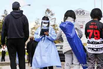Today's coronavirus news: Ontario health officials to give update on AstraZeneca vaccine; Ontario reports 2073 COVID-19 cases; Canada's Wonderland postpones opening date - Toronto Star