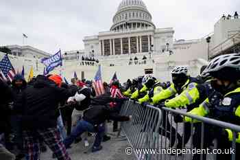 Capitol rioter blames 'Foxitis' addiction to Fox News for 6 January riot
