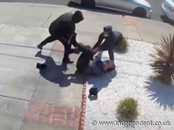 Asian man, 80, beaten and robbed by teens near San Francisco