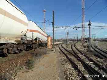 La gare de triage de Miramas sauvée par un plan massif d'investissement | Marsactu - Marsactu