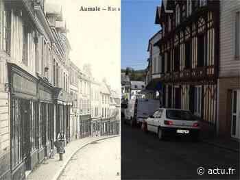 D'un siècle à l'autre : la rue aux Juifs à Aumale - actu.fr