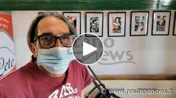"""Positano, la galleria d'arte dei cocktail di Luigi Collina: """"Disegni fatti durante il lockdown"""" - Positanonews - Positanonews"""