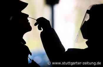 Coronavirus in Baden-Württemberg - Sieben-Tage-Inzidenz auf 131,8 gesunken - Stuttgarter Zeitung