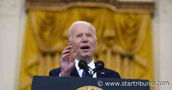 Biden lauds Minnesota for 'meeting the moment' on vaccinations