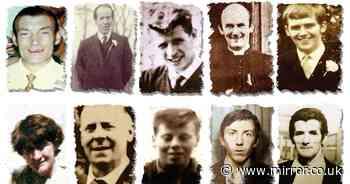 Ten killed in Belfast shootings involving Brit soldiers were 'entirely innocent'