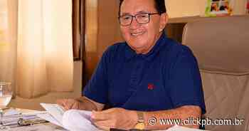 Prefeito de Alagoa Grande denuncia que número de telefone foi clonado e alerta para tentativas de golpe - ClickPB