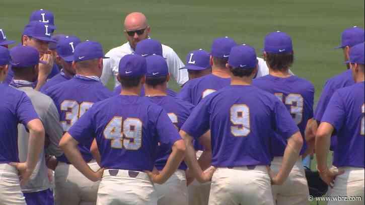 LSU Baseball Game Moves Up Start Time