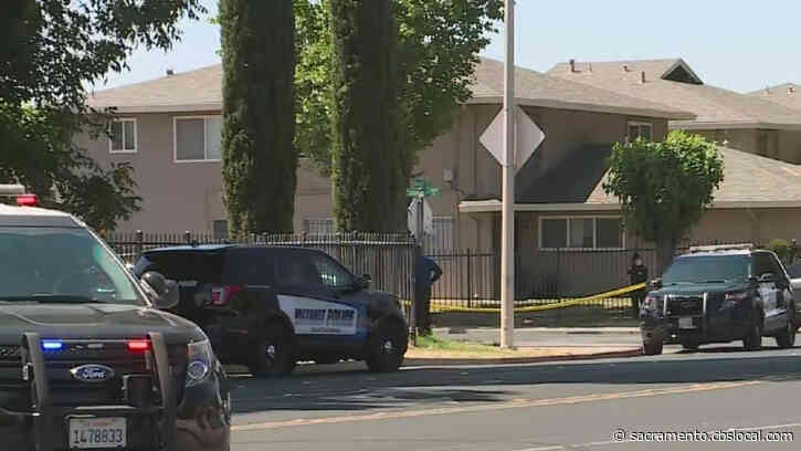 Stockton Police Officer And Suspect Dead After Shooting