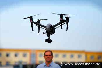 Kamenz: Neuer Hangar für die Drohnenforschung - Sächsische.de
