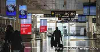 Federal government unlocks $740 million in airport relief - Weyburn Review