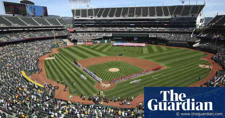 MLB orders A's to look at relocation from Oakland as stadium search continues