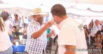 Miguel Varela propone gestionar recursos para rehabilitar Jalpa - NTR Zacatecas .com