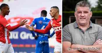 Philippe Albert a apprécié la réaction d'orgueil du Standard face à Gand: «Quand les choses sont positives, il - Sudinfo.be