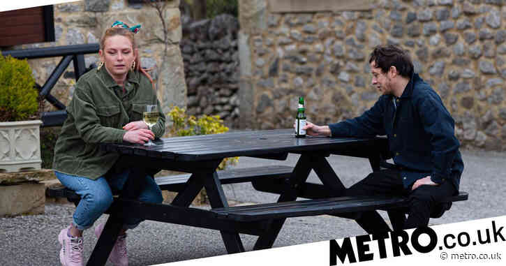 Emmerdale spoilers: Amy Wyatt drops a huge bombshell on stunned Matty Barton