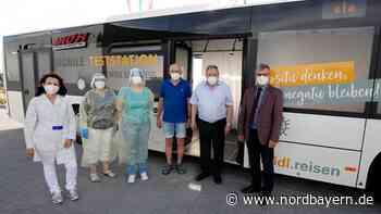 Steidl-Testbus steuert vier Stationen in Neumarkt und Sengenthal an - Nordbayern.de