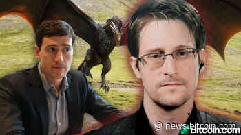 Edward Snowden Knocks Alex Gladstein's Crypto Critique- 'Worst Part of Dragon-Level Wealth Is People Devolve Into Dragons Themselves' – Privacy Bitcoin News - Bitcoin News