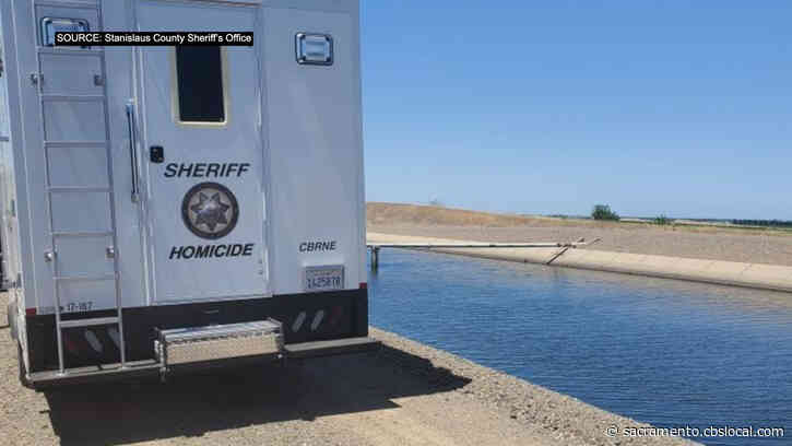 Body Found In California Aqueduct Near Westley, Detectives Investigating