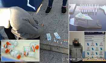 Argentinian man is arrested for selling doses of Chinese COVID-19 vaccine in the street for $53
