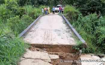 Invierno deja incomunicadas varias veredas por daño en puente de Icononzo, Tolima - http://www.radionacional.co/
