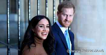 Meghan and Harry sign deal with company she urged to change sexist ad as a child